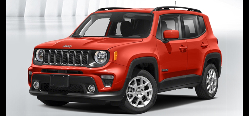 JEEP RENEGADE LONGITUDE 2,0 140CV